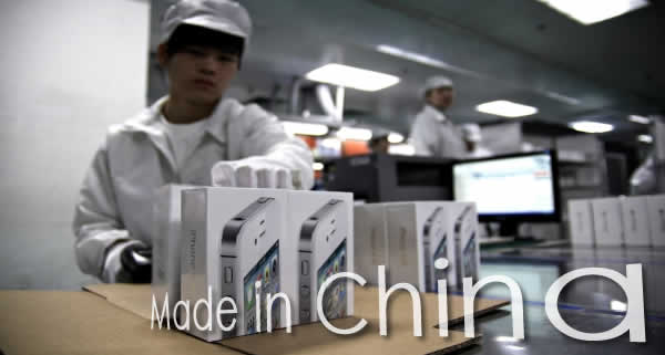 made in china ipad