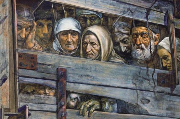 Фото:  Зачем Сталин выселил древние этносы Крыма